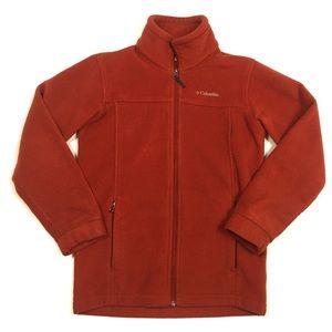 Boys Medium Columbia Fleece Jacket